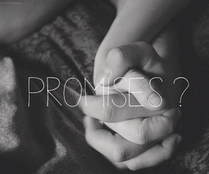 kiss promises love cute image