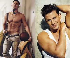 channing tatum, HOT!, and come to me papi image