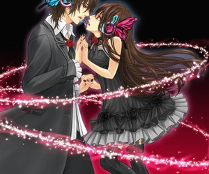 anime, vampire knight, and magnet image