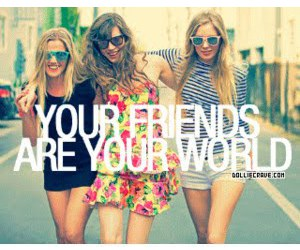 friends, world, and best friends image