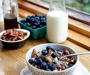 FRUiTS and milk image