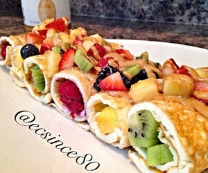 food, FRUiTS, and tasty image