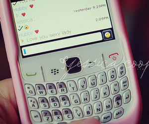 blackberry, message, and text image