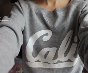 california, clothes, and girl image