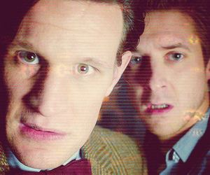 bowtie, doctor who, and matt smith image
