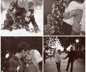 christmas, cuddle, and Dream image