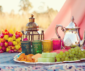 breakfast, colorfull, and FRUiTS image