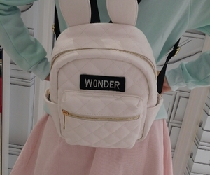 cute, pastel, and wonder image