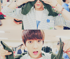 minhyuk, btob, and kpop image