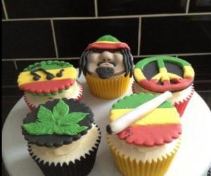 cake and reggae image