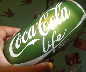 coca, cola, and life image