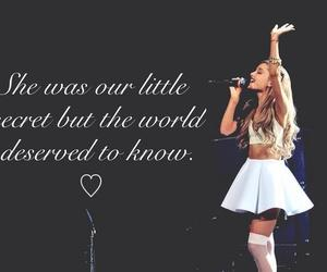 ariana grande, edit, and perfect image