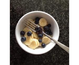 banana, eat, and food image