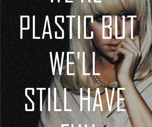 Lady gaga and Lyrics image