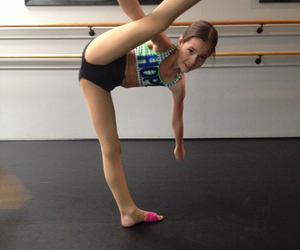 dance, dancer, and flexible image