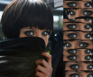 Alice Glass and eyes image