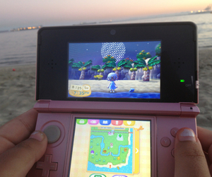 animal crossing, beach, and Dream image