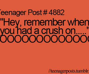 crush, teenager post, and funny image