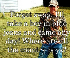 country, boy, and camo image