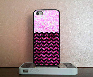 glitter, iphone 4 case, and iphone 4s case image