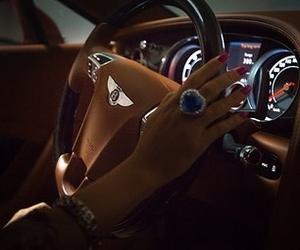 car, style, and diamonds image