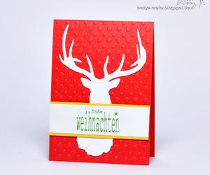 card, christmas, and diy image