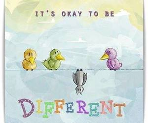 be, different, and quotes image