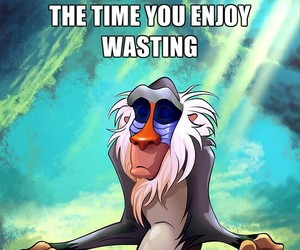 time, enjoy, and quote image