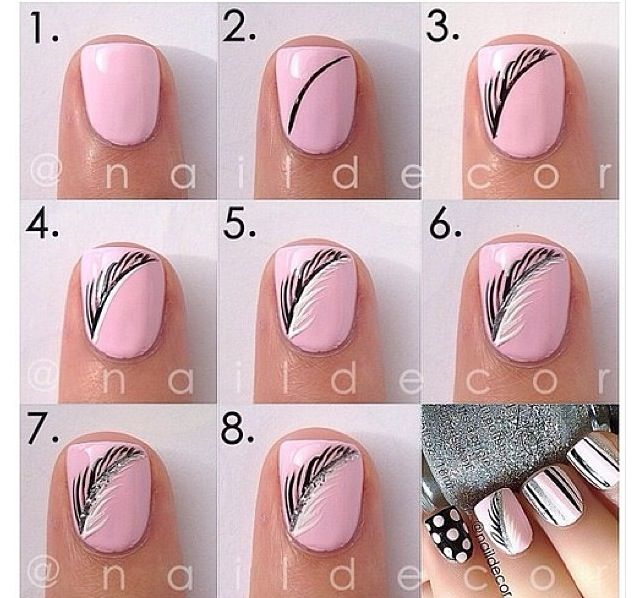Toothpick Nail Designs Image Collections Ceasy Nail Art Designs