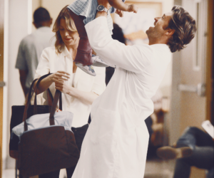 grey, meredith grey, and grey's anatomy image