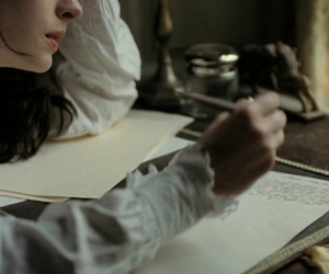 becoming jane, film still, and girl image