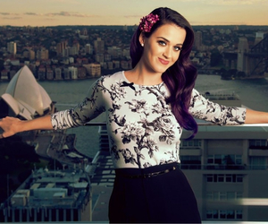 katy perry and Sydney image