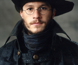 actor, heath ledger, and matt damon image