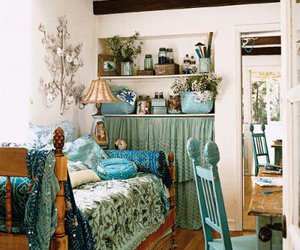 room and shabby chic image