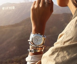hollywood, watch, and accessories image