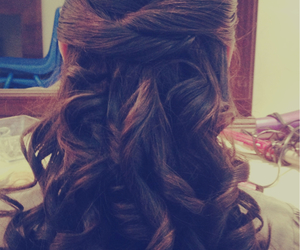 hair, hairstyle, and mty image