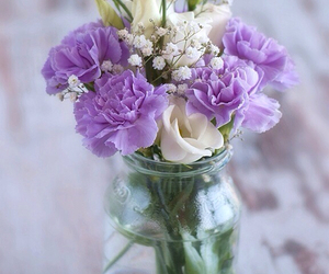 flowers, beautiful, and home image
