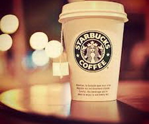 Best, perfect, and starbucks image
