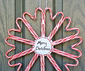 christmas, candy cane, and candy image