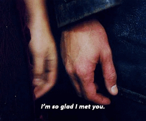 glad, hands, and romantic image