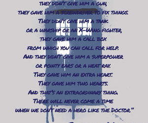 doctor who, tardis, and steven moffat image