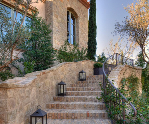 architecture, spain, and garden image