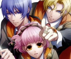 lulu, noel valmore, and otome game image