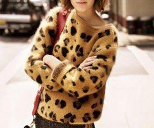 alexa chung and fashion image