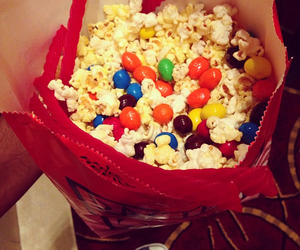 popcorn and sweet image