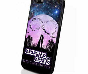 iphone case, sleeping with sirens, and iphone 5 image