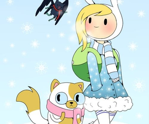 cake, adventure time, and fionna image