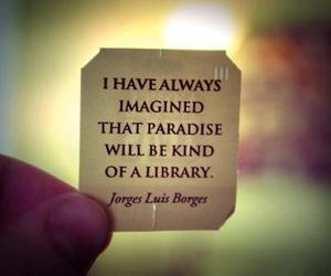 books, inspiring, and library image