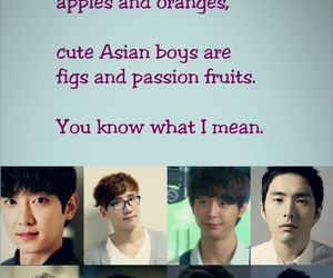 asian, guys, and cute image