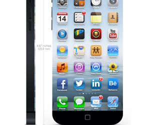 apple, apple iphone 6, and concept image